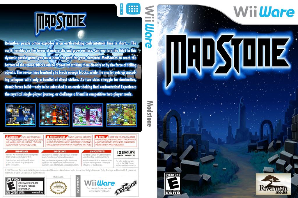 Madstone Wii coverfullHQ (WMDE)