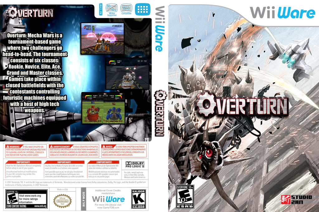 Overturn Wii coverfullHQ (WOTE)