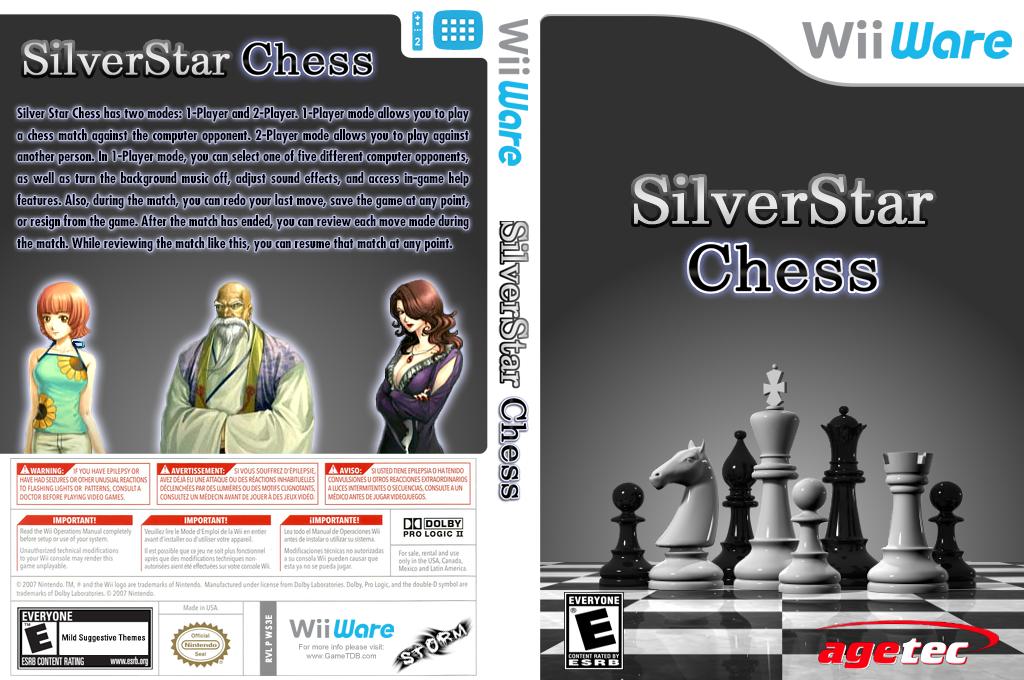 Silver Star: Chess Wii coverfullHQ (WS3E)