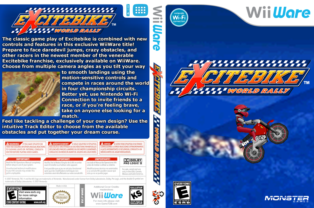 Excitebike: World Rally Wii coverfullHQ (WWRE)