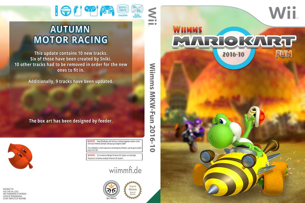 Wiimms MKW-Fun 2016-10.jap Wii coverfullHQ (RMCJ33)