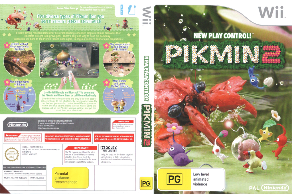 Pikmin 2 Wii coverfullHQ2 (R92P01)