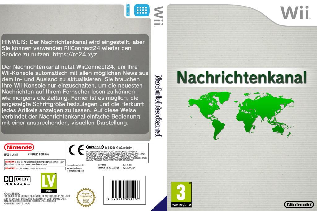 Nachrichtenkanal Wii coverfullHQ2 (HAGP)