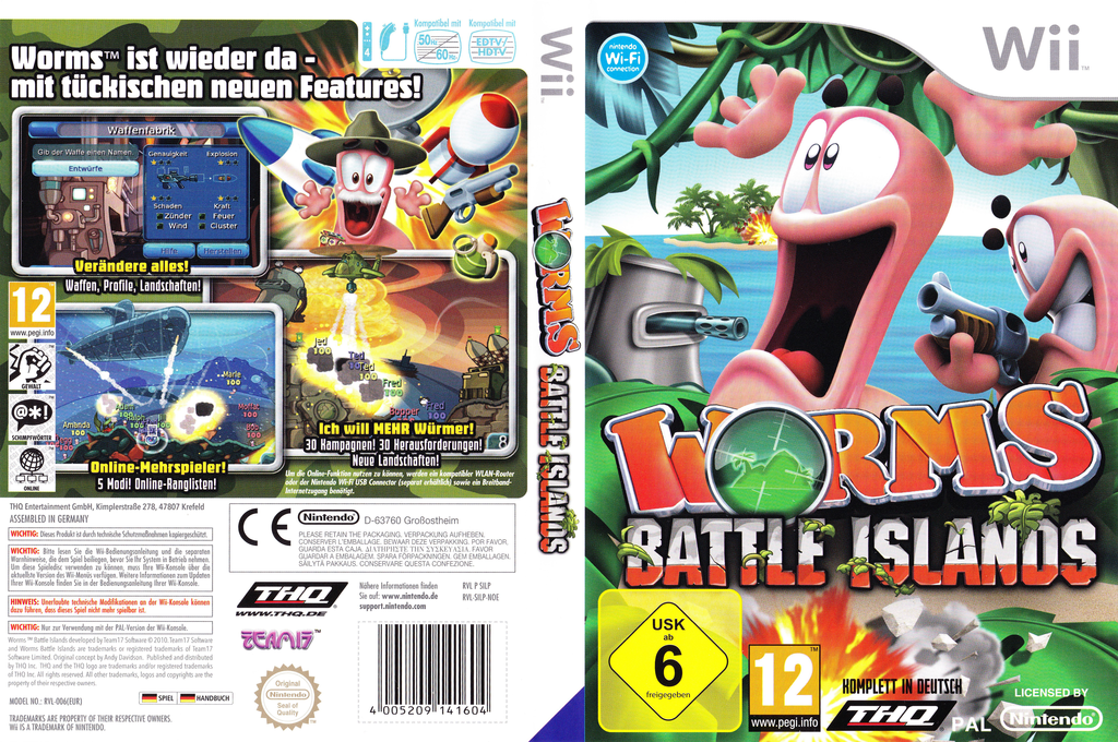 Worms Battle Islands Wii coverfullHQ2 (SILP78)