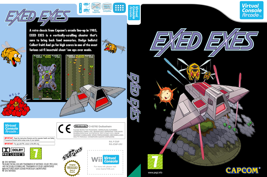 Exed Exes Wii coverfullHQ2 (E56P)