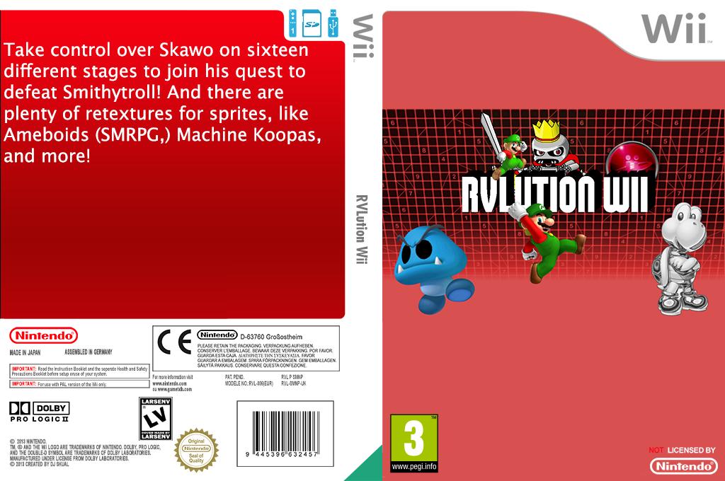 RVLution Wii Wii coverfullHQ2 (SMNPRV)