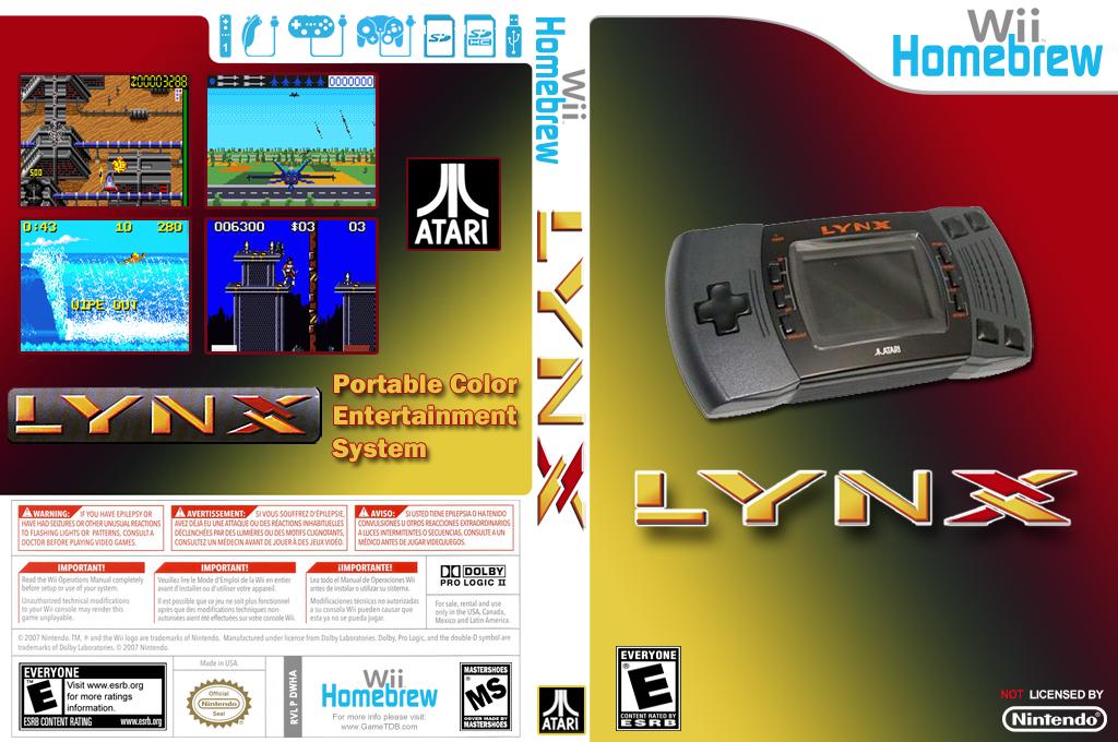 WiiHandySDL Wii coverfullHQ2 (DWHA)