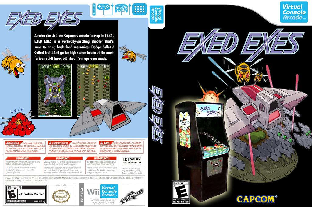 Exed Exes Wii coverfullHQ2 (E56E)