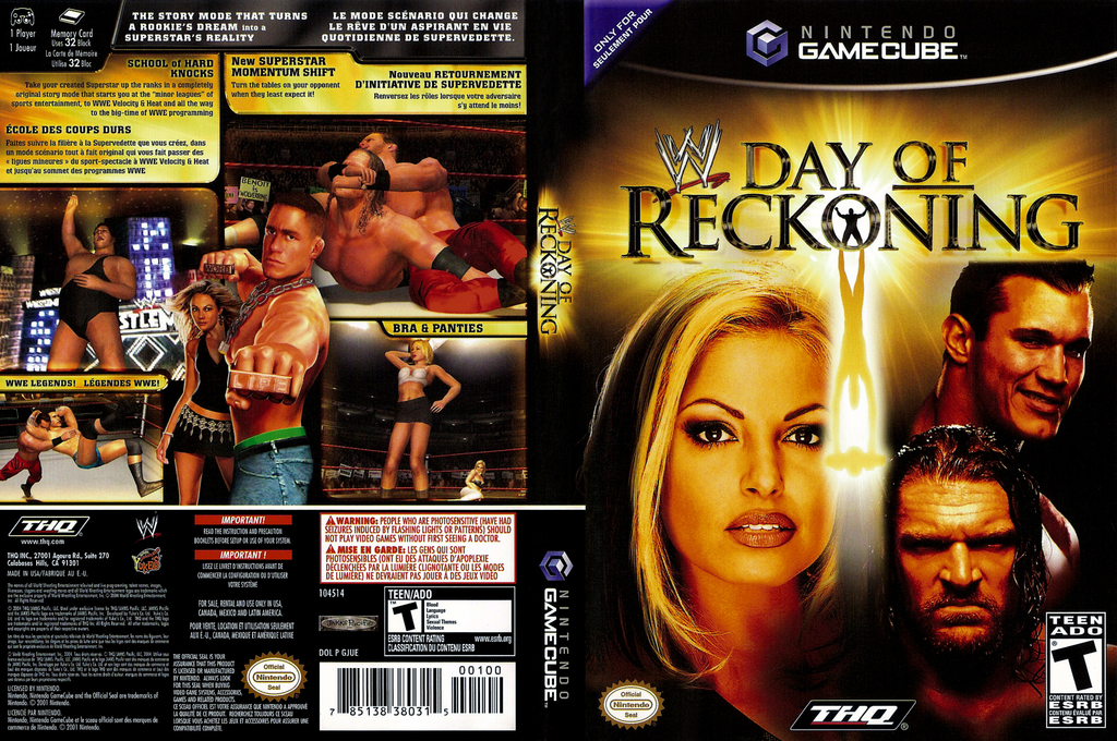 WWE Day of Reckoning Wii coverfullHQ2 (GWPE78)