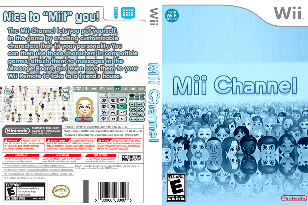 Mii Channel Wii coverfullHQ2 (HACA)