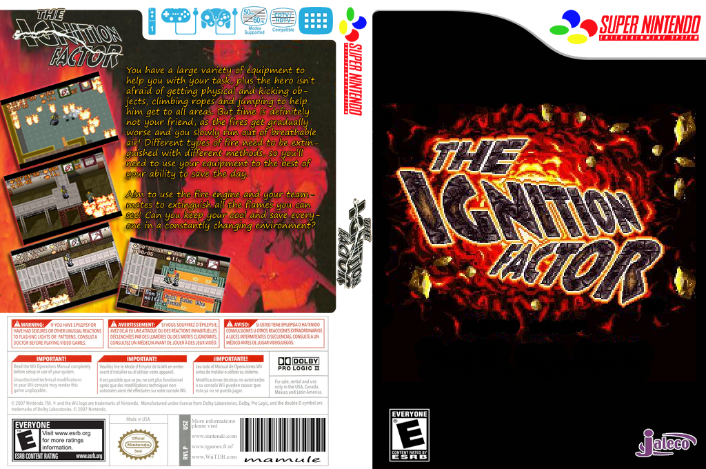 The Ignition Factor Wii coverfullHQ2 (JD6E)