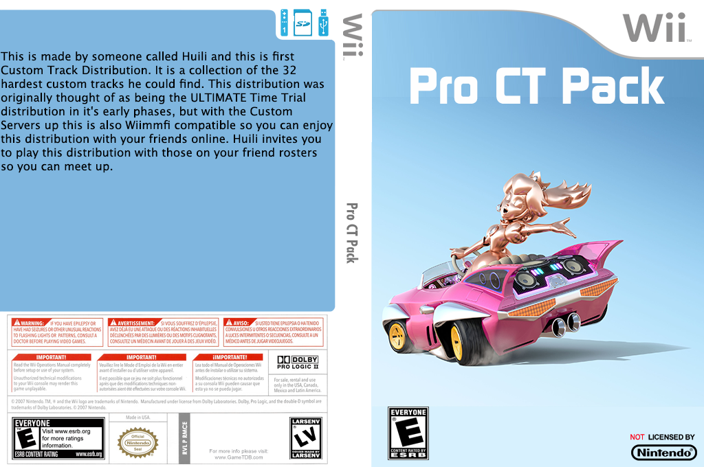 Pro CT Pack Wii coverfullHQ2 (RMCE76)