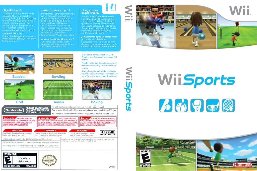 Wii Sports Wii coverfullHQ2 (RSPE01)