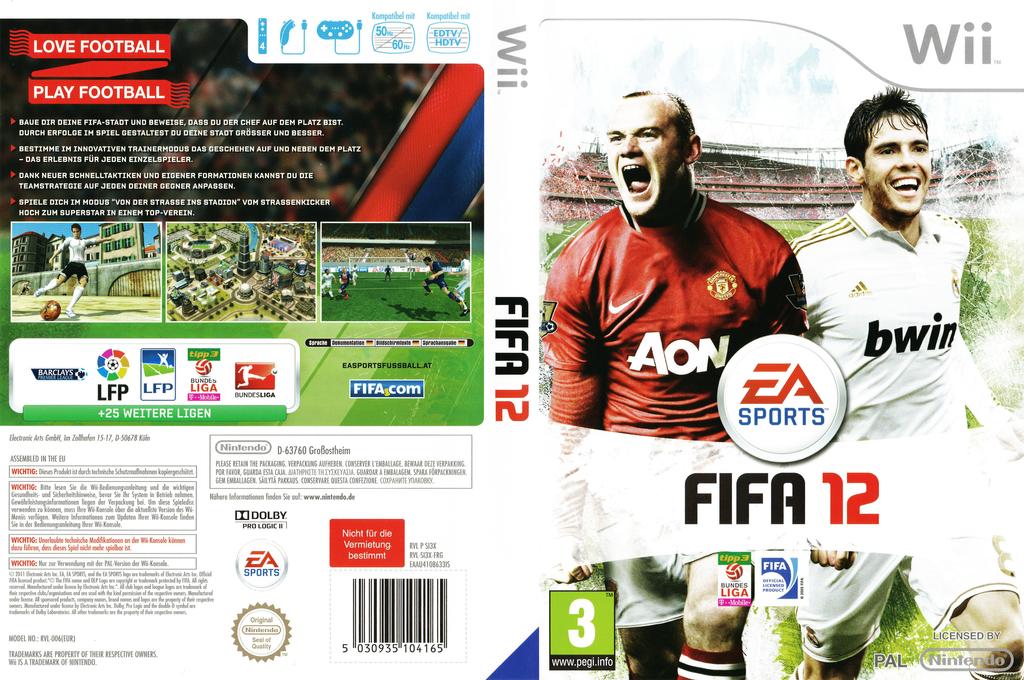 FIFA 12 Wii coverfullHQB (SI3X69)