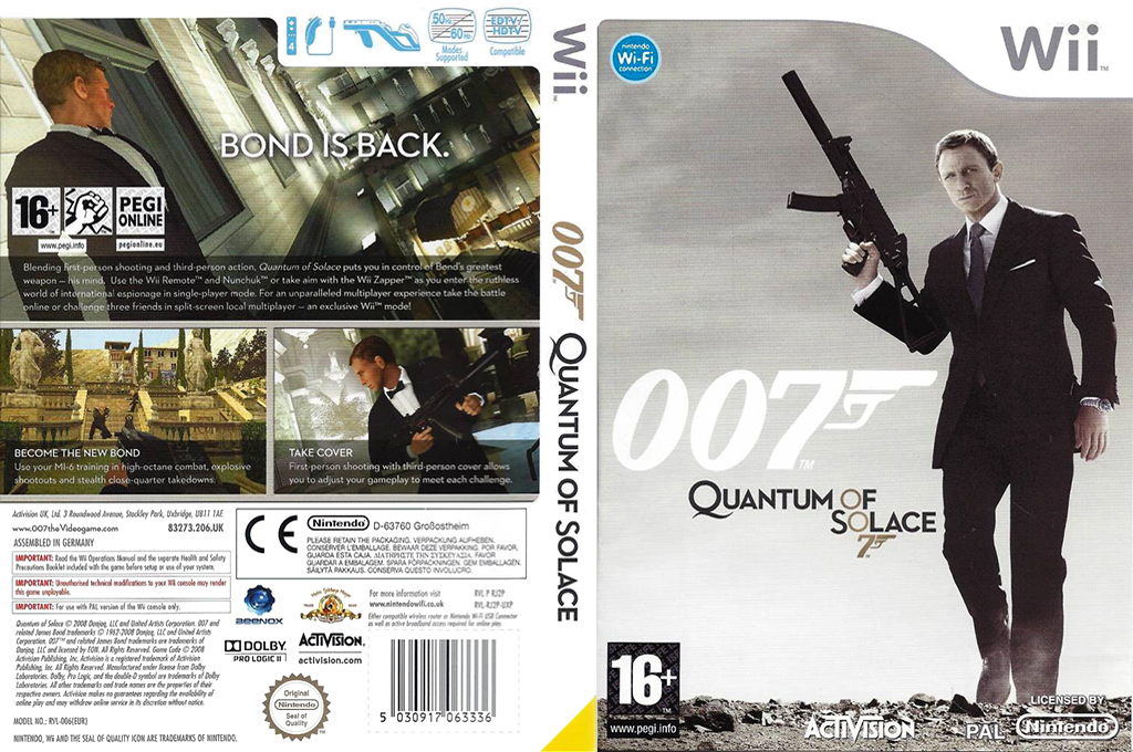 007: Quantum of Solace Wii coverfullHQB (RJ2P52)