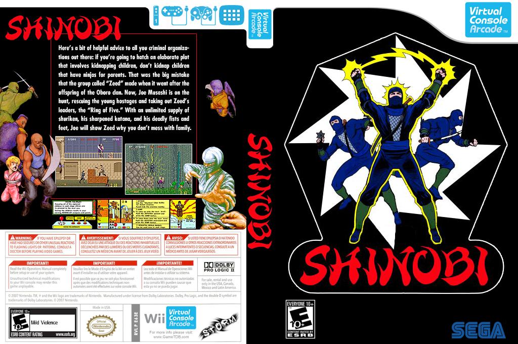 Shinobi Wii coverfullHQB (E63E)