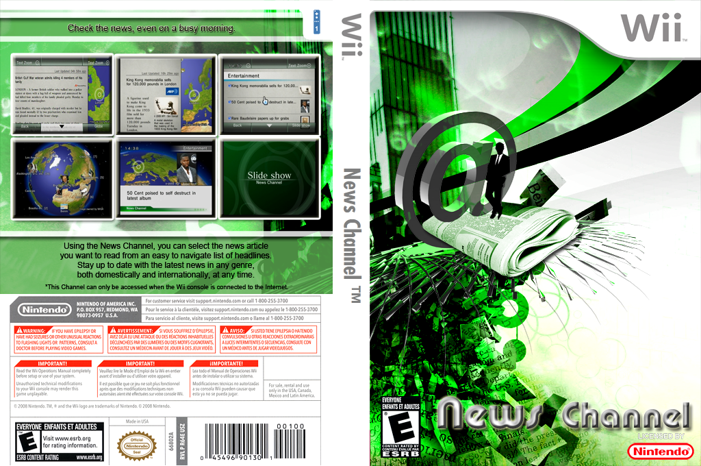 News Channel Wii coverfullHQB (HAGE)