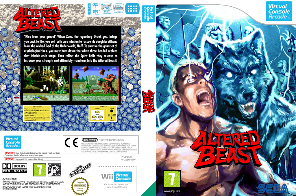 Altered Beast Wii coverfullHQB2 (E6XP)