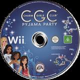 Charm Girls Club: Pyjama Party Wii disc (R7IP69)