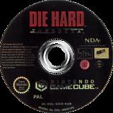 Die Hard: Vendetta GameCube disc (GDIX7D)