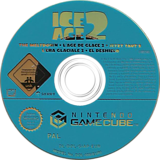 Ice Age 2: Jetzt Taut's GameCube disc (GIAP7D)