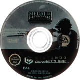 Medal of Honor: Frontline GameCube disc (GMFD69)