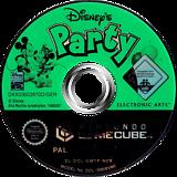Disney's Party GameCube disc (GMTP69)