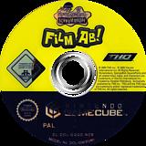 Nickelodeon SpongeBob Schwammkopf: Film ab! GameCube disc (GQQD78)