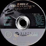 X-Men 2:Wolverine's Revenge GameCube disc (GWVX52)