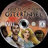 Der Fluch der Osterinsel Wii disc (SFLDSV)