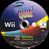 Galileo Family Quiz Wii disc (SG5PSV)