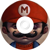New Super Mario Bros. Wii ANDY AFRO'S Custom Collection Volume 3. CUSTOM disc (APRP02)