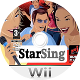 StarSing : NRJ Music Tour v2.0 CUSTOM disc (CS4P00)