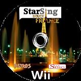 StarSing:Douce France v2.0 CUSTOM disc (CS6P00)