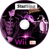 StarSing:Michael Jackson v2.2 CUSTOM disc (CSCP00)