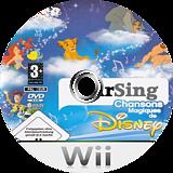 StarSing:Chansons Magiques de Disney v2.0 CUSTOM disc (CSGP00)