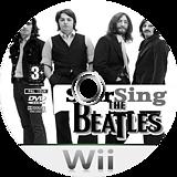 StarSing:The Beatles Volume 1 v2.0 CUSTOM disc (CSVP00)