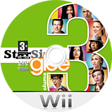 StarSing:Glee Volume 3 v1.0 CUSTOM disc (CTBP00)