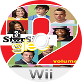 StarSing : Glee Volume 2 v1.0 CUSTOM disc (CTQP00)