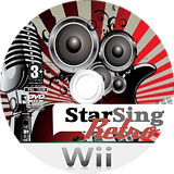 StarSing:Retro Volume 1 v1.0 CUSTOM disc (CTXP00)