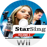 StarSing : Volume 5 v1.0 CUSTOM disc (CU6P00)