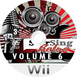 StarSing:Retro Volume 6 v1.0 CUSTOM disc (CU7P00)