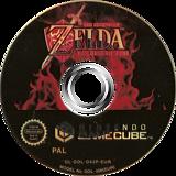 The Legend of Zelda: Ocarina of Time / Master Quest GameCube disc (D43P01)