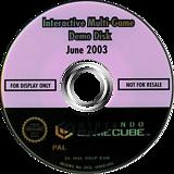 Interactive Multi-Game Demo Disc - June 2003 GameCube disc (D92P01)