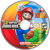 DU Super Mario Bros. : Anniversary Edition CUSTOM disc (DUAP01)