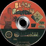 Black & Bruised GameCube disc (G2BP7D)