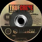 True Crime: New York City GameCube disc (G2CX52)