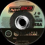 NHL 2K3 GameCube disc (G2KP8P)