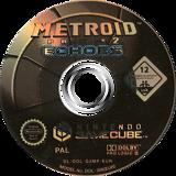 Metroid Prime 2: Echoes GameCube disc (G2MP01)