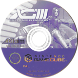 XGIII: Extreme G Racing GameCube disc (G3EP51)
